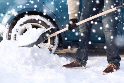 Dienstleistung Winterdienst - Kirsch Green